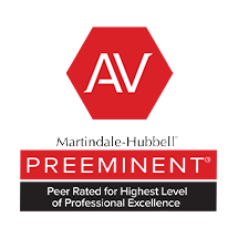 AV Lexis-Nexis Martindale-Hubbell Peer Review Rated